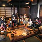 冬だからこそ嬉しい!古民家で囲炉裏ごはんが楽しめる農泊 「神奈川県・相模原市 藤野倶楽部 無形の家」