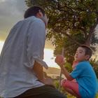 父ちゃんと僕のキズナたび ~米崎りんご もぎぱくツアー~